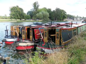 Canal boats